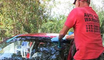 Bradenton windshield replacement