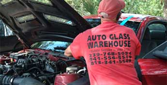 Plant City windshield replacement