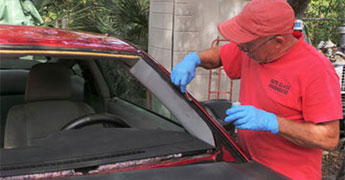 Bradenton windshield replacement