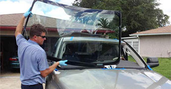 Naples windshield replacement
