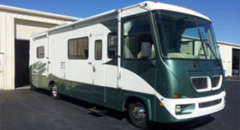 RV Windshield Repair