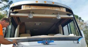 Trusted Naples RV Windshield Replacement